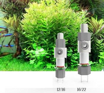 Супер CO2 распылитель диффузорный реактор внешний 13 мм и 17 мм подходит для 12/16 мм 16/22 мм водоочистных труб