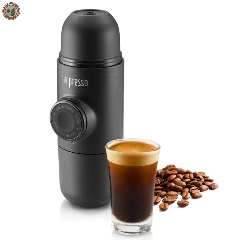 Medium Of Travel Coffee Maker
