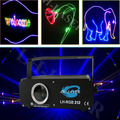 LH-RGB212 300mw Light Show Red Blue Green Projection multi change color laser light