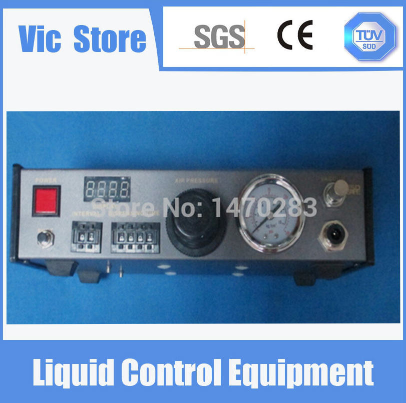 220V Auto Glue Dispenser Solder Paste Liquid Controller Dropper SP8000 Dispensing system hot 220v sp 8000 automatic numerical control type glue dispenser sp8000
