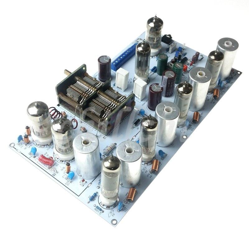 Image 3 - Elektroniczny rury/elektroniczny rury radio FM/radio FM/l stereo odbiornik z transfermer częstotliwości 88 108 MHztube fmradio fm receiverradio electronic -