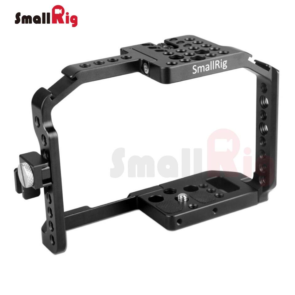 SmallRig DSLR Camera Cage for Panasonic Lumix DMC G7 with HDMI ...