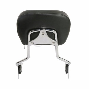 Image 5 - Motorcycle Detachables Upright Backrest Pad Sissy Bar For Harley Touring Road King Street Glide Electra Glide Ultra 2009 2020