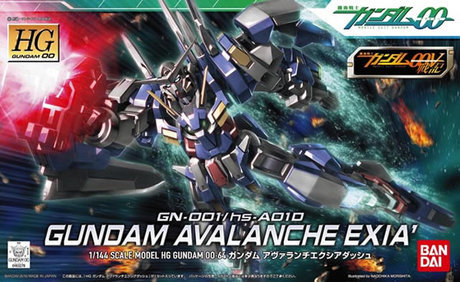 ФОТО million generation original up to 00 model hg 64 avalanche exia 1/144 avalanche angel