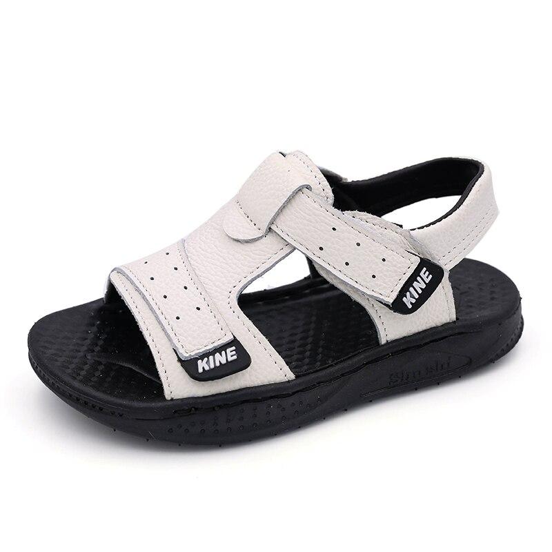 Wyjątkowe sandały dla chłopców Panda Letnie dziecięce buty dla - Obuwie dziecięce - Zdjęcie 1