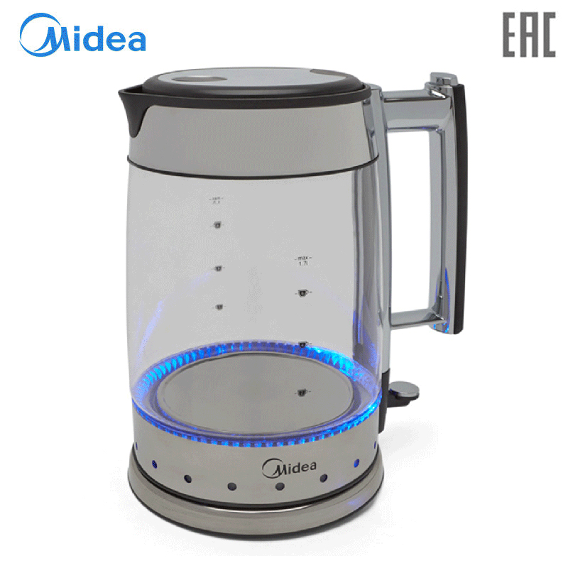 Electric kettle Midea MK-8004 electric kettle midea mk 8080