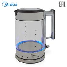 Электрический чайник Midea MK-8004 [Официальная гарантия 1 год, Доставка от 2 дней]