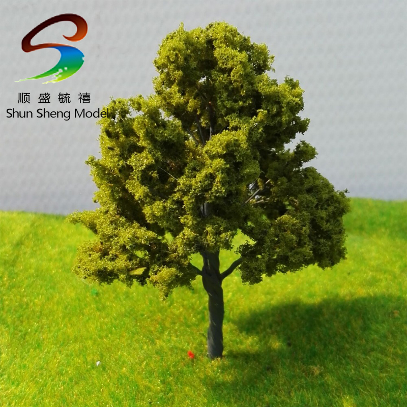 R2040 Scale Train Layout Set Model Trees N HO 5.5cm-8cm image