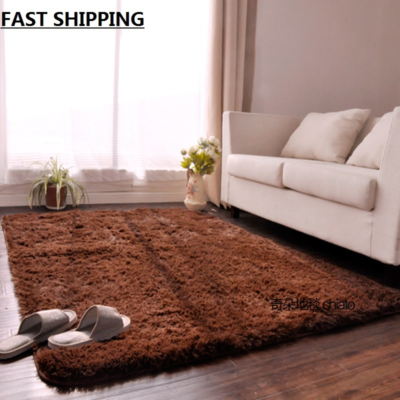 autumn winter rugs and carpets for living room slip resistant area rug  water absorbing MAT for bedroom free ship-in Carpet from Home & Garden on  ...