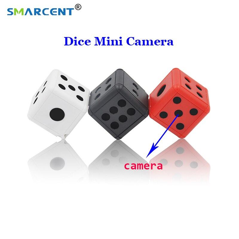 SMARCENT Dice 1080P Mini Camera Camcorder Action Camera DV Video voice Recorder Micro Portable Cam secret