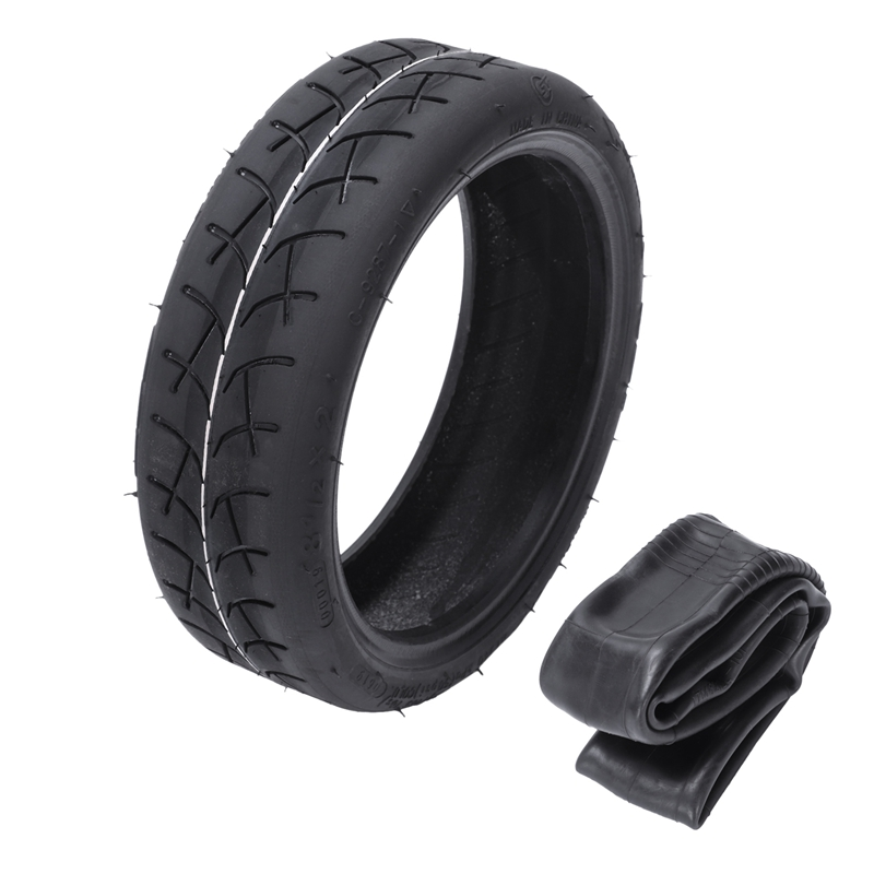8.5 Inch Scooter Tire For Xiaomi Mijia M365 Electric Scooter Outer Tyre 1/2x2 Inner Tube Thicken Non-Slip Pneumatic Tires Sets
