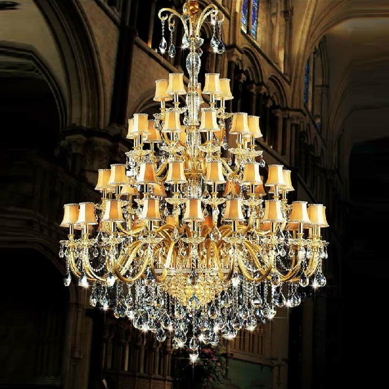 Uriașe 48 buc Modern candelabru iluminat led lumina corpuri pentru - Iluminatul interior - Fotografie 5