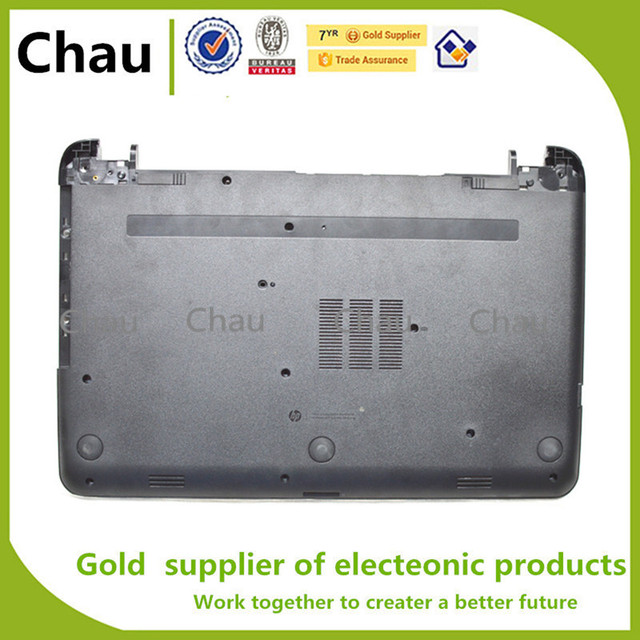 New For HP 250 255 256 G3 15-G 15-H 15-R 15-T 15-Z Laptop Bottom Base Case Cover/Foot pad cover 775087-001 749643-001