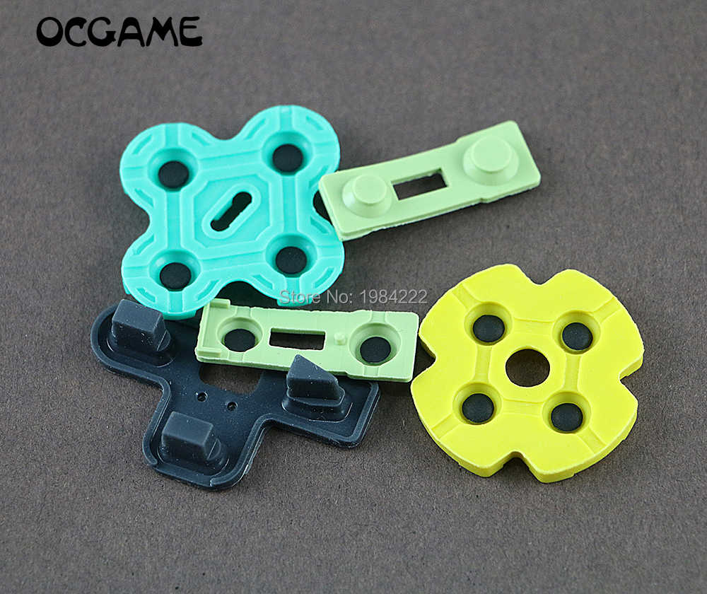 Detail Feedback Questions About 2sets Lot For Playstation 2 Ps2 Controller Repair Parts Pcb Ribbon Circuit Board M Type Ocgame 5sets Replacement Conductive Silicone D Pads Rubber Button