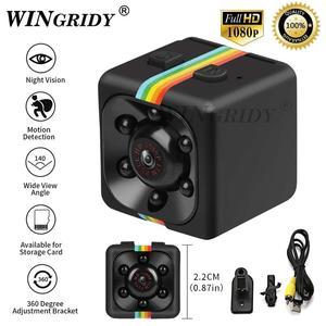Image 3 - Original Mini Camera SQ11 SQ23 SQ13 SQ12 FULL HD 1080P Night Vision WIFI Camera Waterproof shell CMOS Sensor Recorder Camcorder