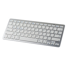 Ultra slim 2.4G Wireless Keyboard for IPAD ,MACBOOK,LAPTOP,TV BOX Computer PC ,android tablet