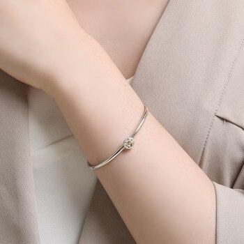 925 Sterling Silver Adjustable Bracelet 1