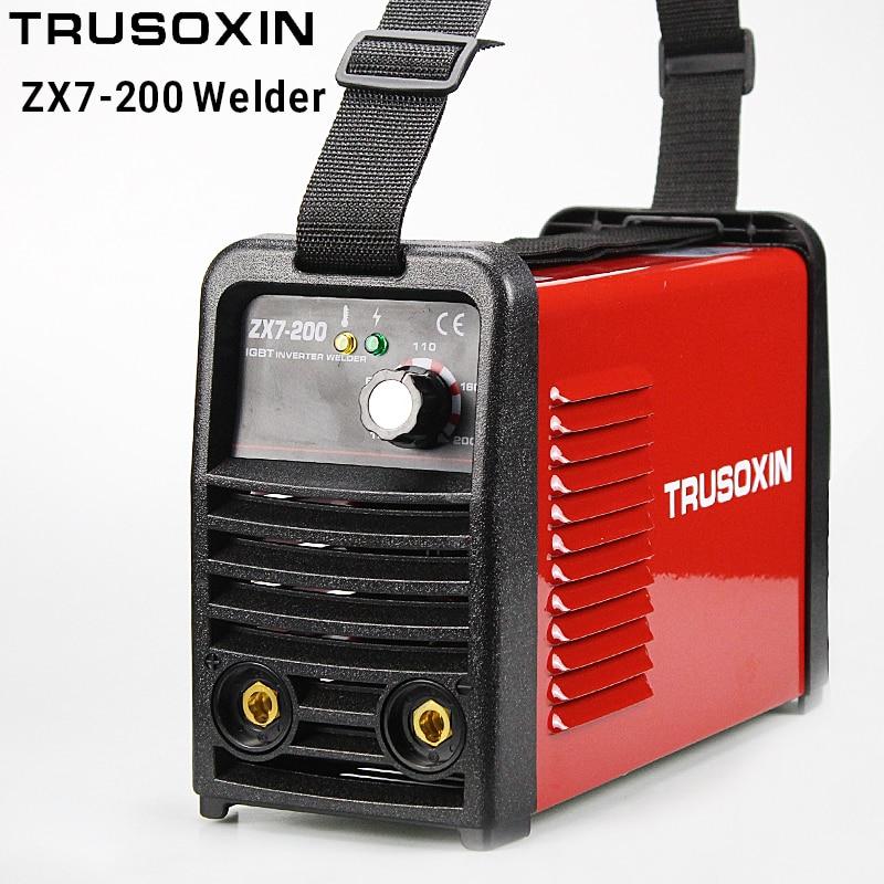 For 3 2MM Welding Electrode Inverter DC IGBT Welding Machine Welding Equipment Welder