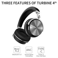 Bluedio T4 Original Wireless Stereo Headphones Portable Bluetooth Headset With Microphone For IPhone HTC Samsung Xiaomi
