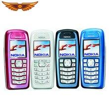 Original Entsperrt Nokia 3100 GSM Bar 850 mAh Unterstützung Englisch Keybaord Nur Billig und altes Handy Freies Verschiffen