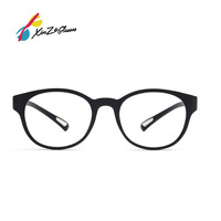 XZ Retro Round Eyeglasses Frame Brand For Women Fashion Men Optical eye glasses Frame Eyewear Oculos De Grau Armacao Femininos