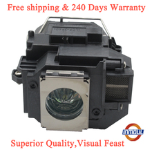 Inmoul A+quality and 95% Brightness projector lamp ELPLP54 for EPSON EX31 EX71 EX51 EB S72 EB X72 EB S7 EB X7 EB W7 EB S82 EB S8