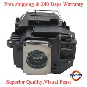 Image 1 - Inmoul A+quality and 95% Brightness projector lamp ELPLP54 for EPSON EX31 EX71 EX51 EB S72 EB X72 EB S7 EB X7 EB W7 EB S82 EB S8