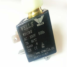 Steam mop special miniature solenoid pump magnetic voltage / frequency AC100-120V 60HZ AC230-240V 50HZ Power 15W