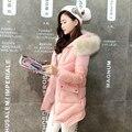 Манто femme зимняя куртка пальто женщин parka пальто женские куртки, jaqueta feminina abrigos invierno chaquetas mujer y 2016