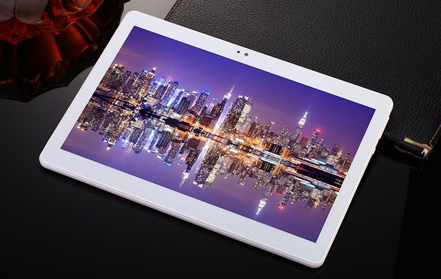 Android Tablets 6.0 Octa Core 64GB ROM Dual Camera and Dual SIM Tablet PC Support OTG WIFI GPS 4G LTE
