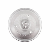 Microwave Oven 27cm Diameter Glass Plate for Galanz Midea Microwave Oven Parts Accessories