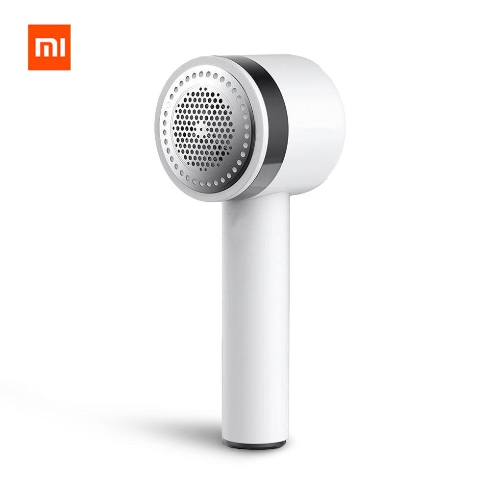 Original Xiaomi Mijia Deerma ropa Sticky Hair Multi-function recortador USB carga Bola de eliminación rápida (versión de Carga USB)