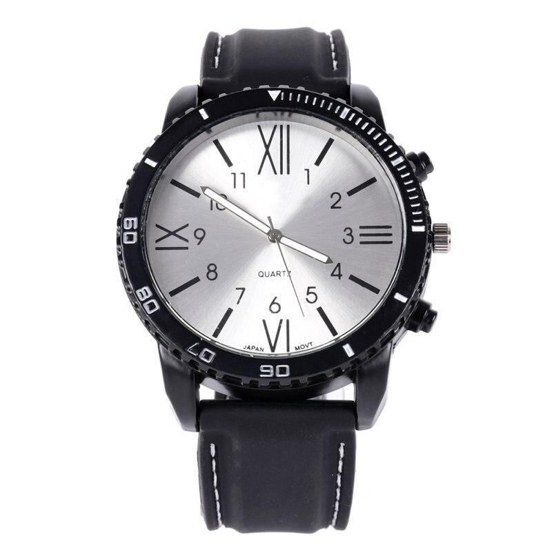 Lovers Women Men Couple Stainless Steel Dail Leather Band Analog Quartz Vintage Sport Wrist Watch Un Par De Relojes