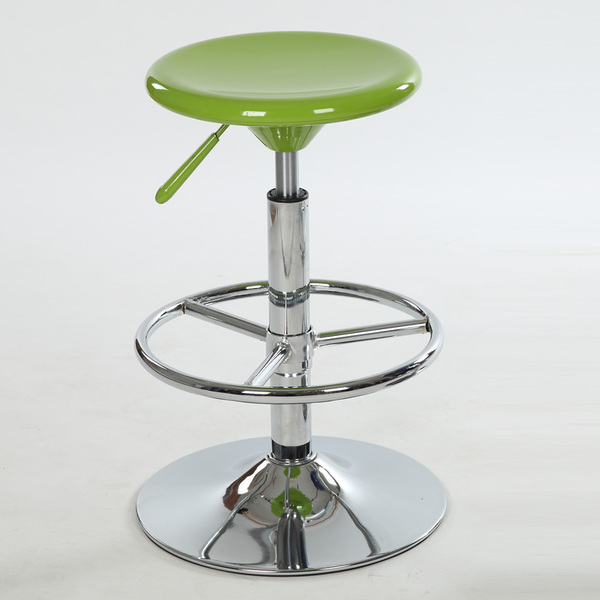 Music Recital Stool retail Cafe Hair Salon Stool green blue purple silver orange color chair furniture shop free shipping hair salon chair green red color hair dressing shop stool free shipping