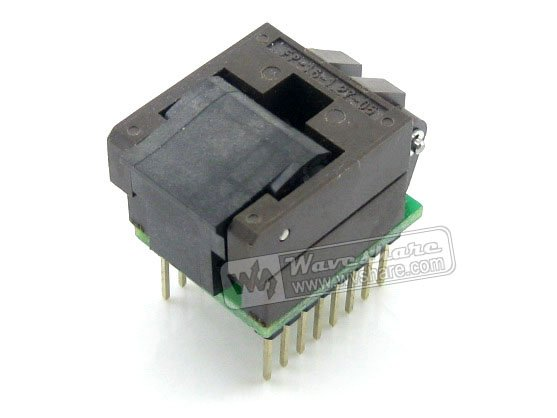 все цены на  Modules SO16 SOIC16 SOP16 TO DIP16 (B) Enplas IC Programming Adapter Test Burn-in Socket 1.27mm Pitch  онлайн
