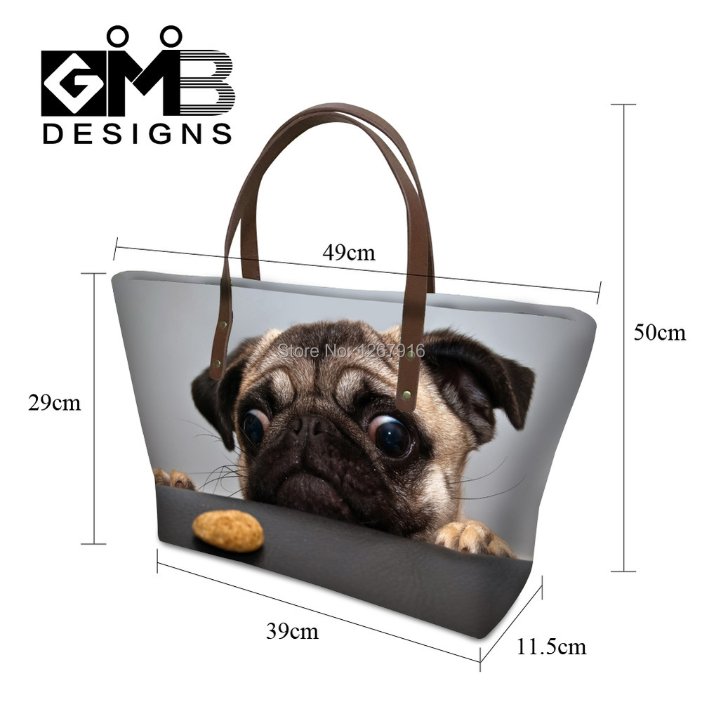 dog hand bags
