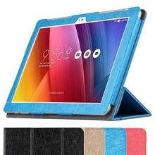 Case For ASUS ZenPad 10 Z300M Protective Smart cover Leather Tablet For Z300C Z300CL Z300CNL Z300CG 10.1inch PU Protector Sleeve
