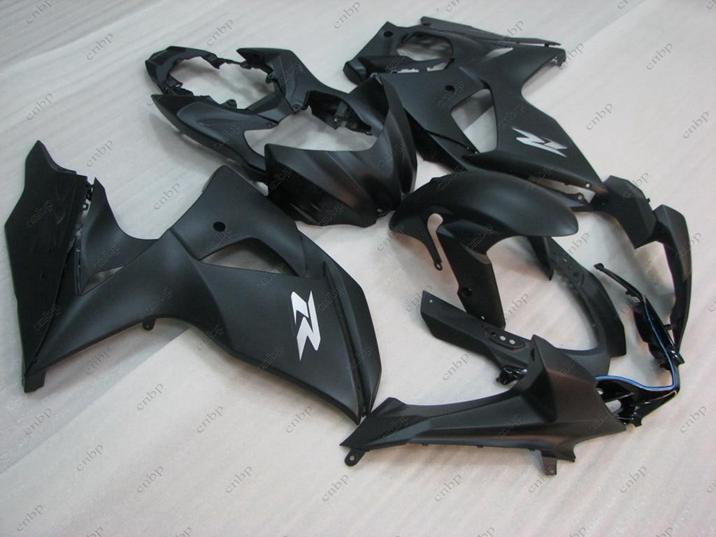 Full Body Kits GSXR 1000 2009 Body Kits GSX-R1000 13 14 2009 - 2015 K9 Black Plastic Fairings for Suzuki GSXR1000 2010