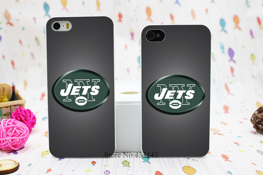 New York Jets Jersey Hard Iphone 4 4s Case
