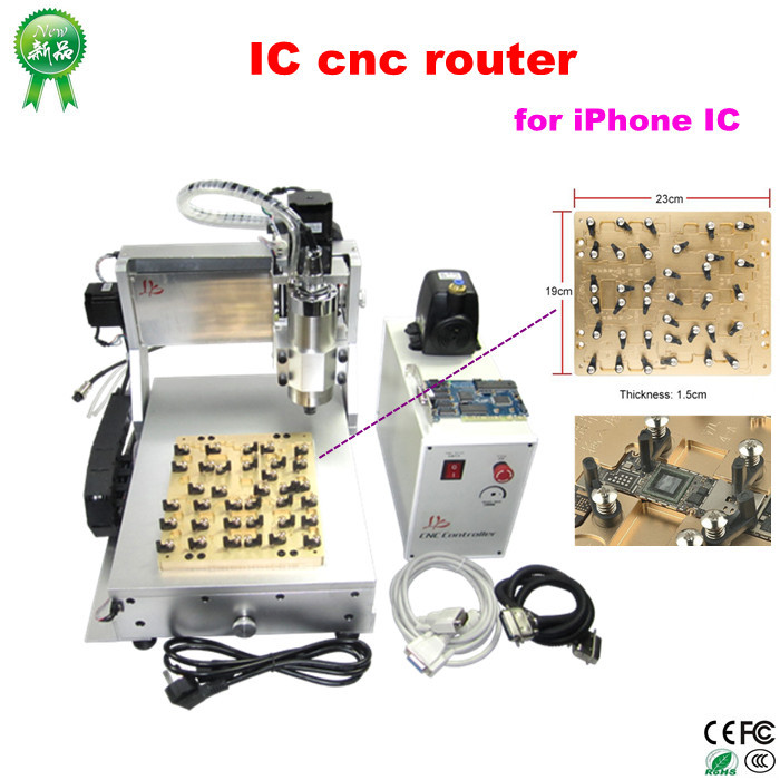 IC router CNC Polishing Machine for iPhone Main Board Repair 110/220V 1pc white or green polishing paste wax polishing compounds for high lustre finishing on steels hard metals durale quality