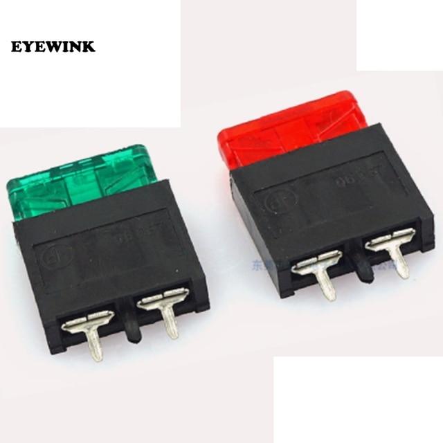 30pcs/lot JH7032 car fuse holder PCB installation medium Insert fuse