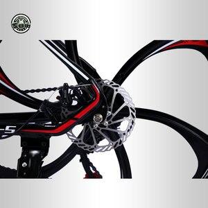 Image 3 - אהבת חופש 21 מהירות 26 אינץ אופני הרי אופניים כפולים בלמי דיסק תלמיד אופני Bicicleta אופני כביש משלוח חינם
