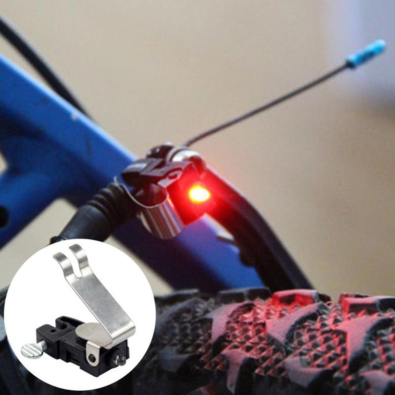 Led Cycling Bike Accessories Mountain Bicycle Brake Light Bike Brake Light