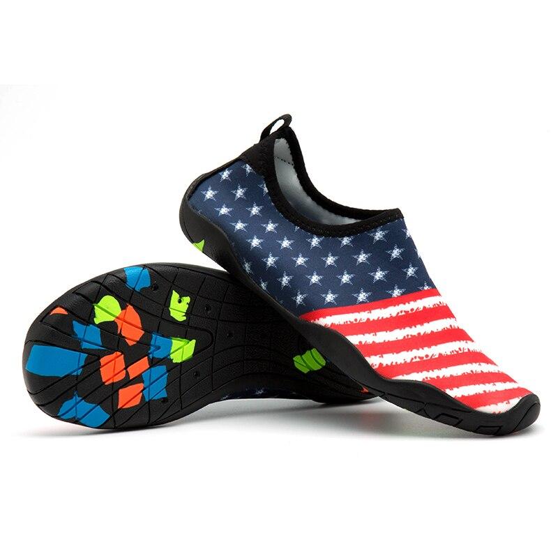 New Mens Skin Shoes Beach Water Socks Indoor Yoga Exercise Shoes Pool Swim Slip On Flats