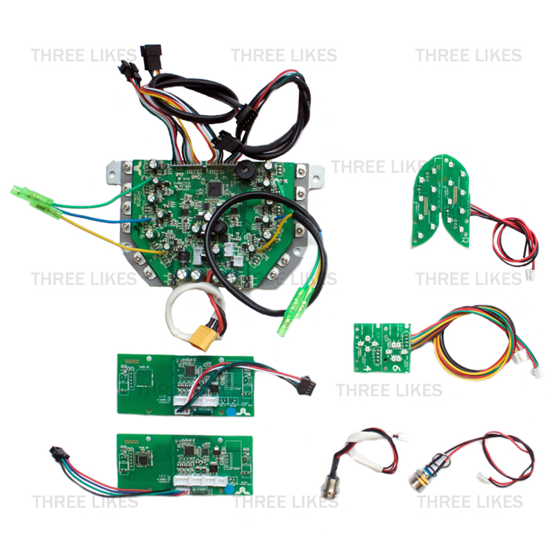 Taotao App Hoverboard Scooter Motherboard Main Control Board PCB App for Oxboard 6.5/8/10 Inches 2 Wheel Self Balance Skateboard 2 wheel electric balance scooter adult personal balance vehicle bike gyroscope lithuim battery