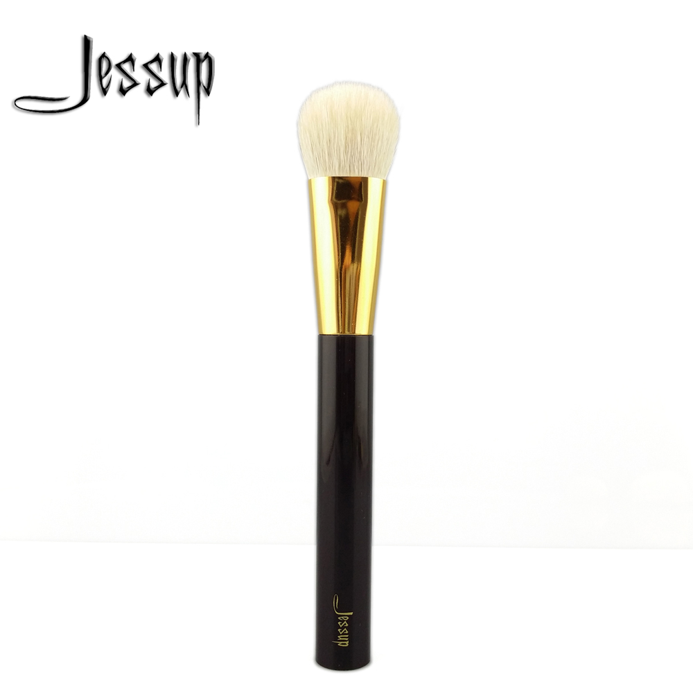 Jessup Brand Pro Makeup brushes Set Beauty Make up cosmetics brush Tools kit powder 02 Cream foundation Wool Hair Acrylic Handle 130 density body wave glueless full lace human hair wigs brazilian virgin hair free part for black women