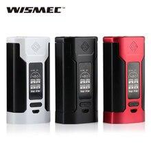 Original wismec predator 228 tc mod de salida de 228 w/50a mod atomizador vape para wismec elabo/510 hilo e cigarrillos w/o batería