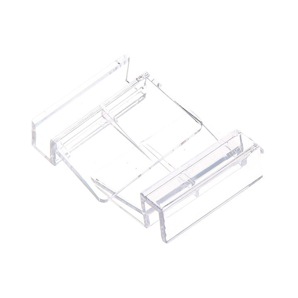 Aquarium fish tank glass lid cover - Bestselling 4x Aquarium Fish Tank Acrylic Fixed Cover Clip Clamp Support Holder China Mainland