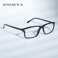 Männer Gläser Klar Mode Marke Designer Optische Brillen Rahmen Transparente Gläser Männer Hohe Qualität Rezept Brillen #134