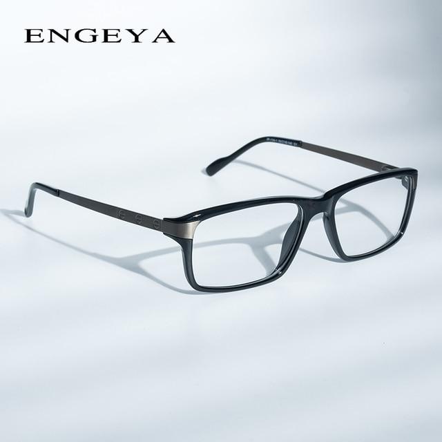 Men Glasses Clear Fashion Brand Designer Optical Eyeglasses Frame Transparent Glasses Men High Quality Prescription Eyewear #134